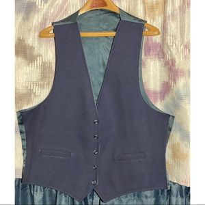 Other - COMPLETELY REVERSIBLE suit vest